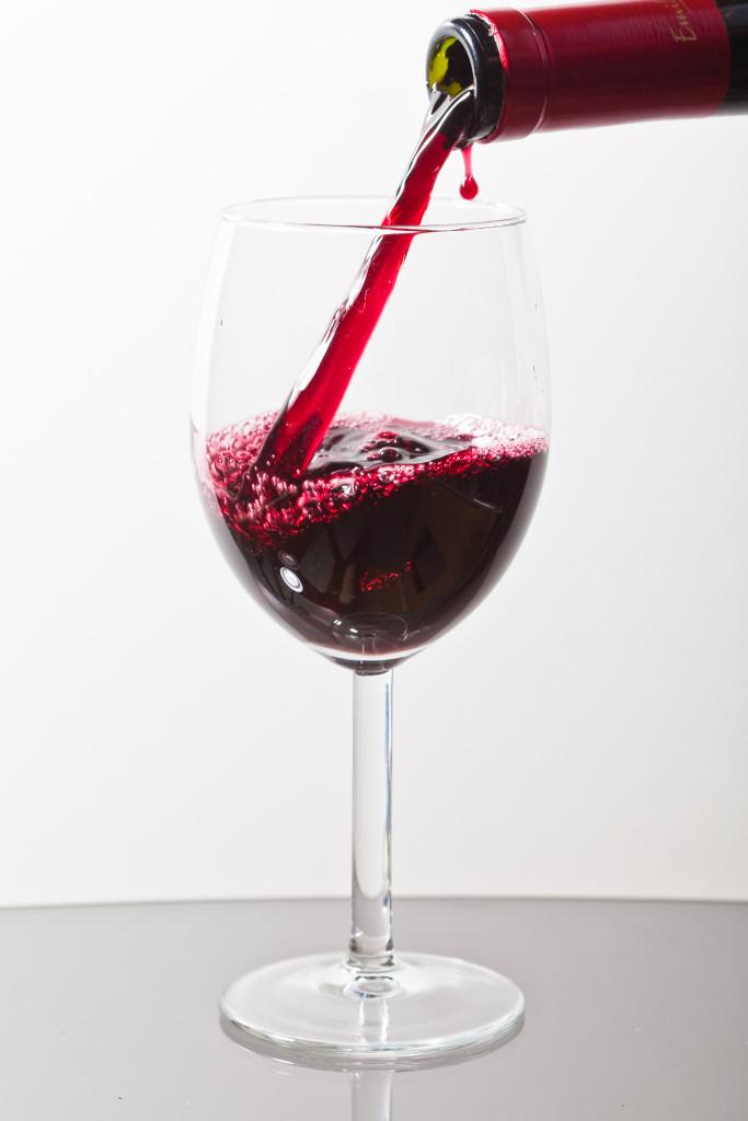 Serverar vin